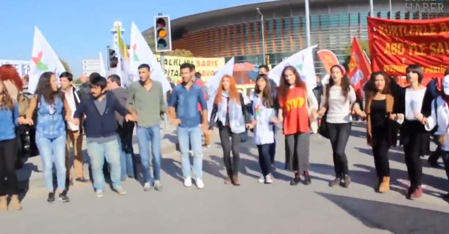 EKSKLUSIIVNE VIDEO: Ankaras toimunud pommiplahvatuse hetk, kus sai surma vähemalt 86 inimest