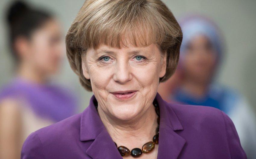 FOTOD: Vaata, milline nägi välja 17-aastane Angela Merkel