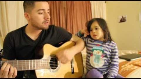 VIDEOD: Vaata, mida isa ja tütar koos teevad - tõeliselt imeline. Üllatuseks on veel ka teine video