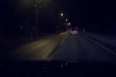 VIDEO: Rakveres proovis 16-aastane noormees politsei eest ära kihutada