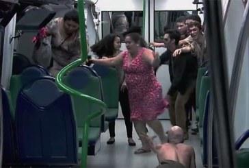 TÜNGAVIDEO: Tõeliselt jube – Zombide rünnak metroojaamas