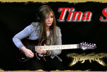 VIDEO: Ülivõimas esitus – 15-aastane Tina on ilmselt parim kitarrist maailmas