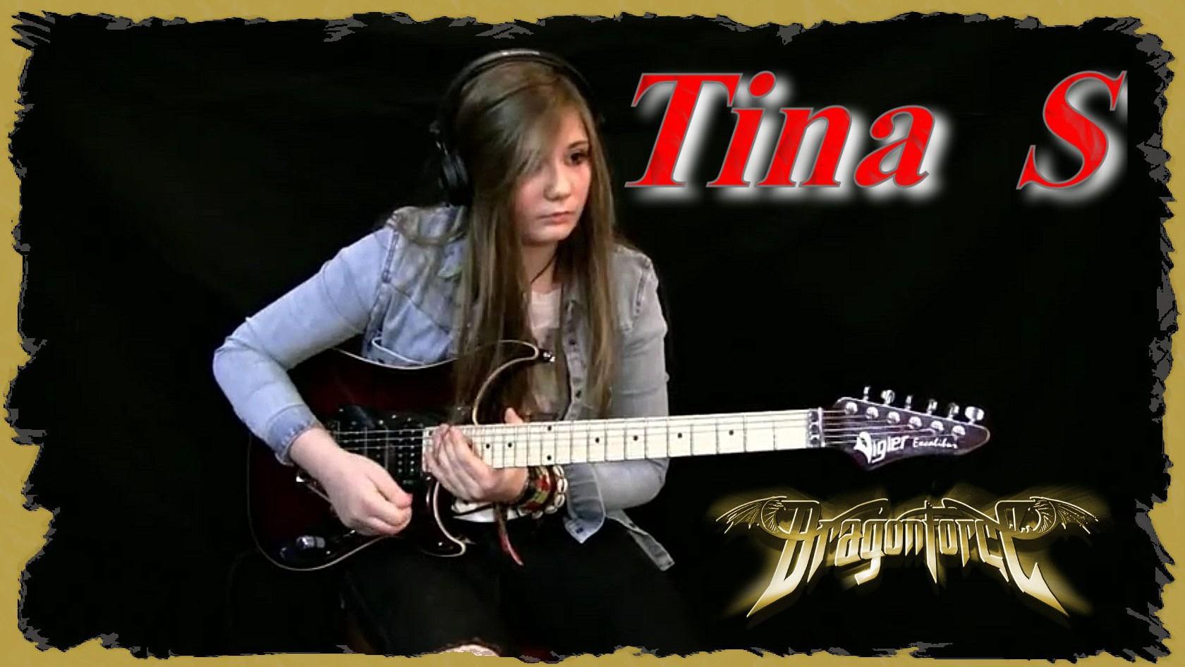 VIDEO: Ülivõimas esitus - 15-aastane Tina on ilmselt parim kitarrist maailmas