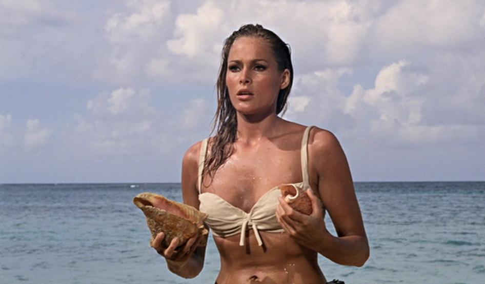 FOTOD: Vaata, milline näeb välja esimene Bondi tüdruk filmist