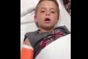 VIDEO: Ülikoomiline – vaata, mis juttu laps ajab peale narkoosist ärkamist