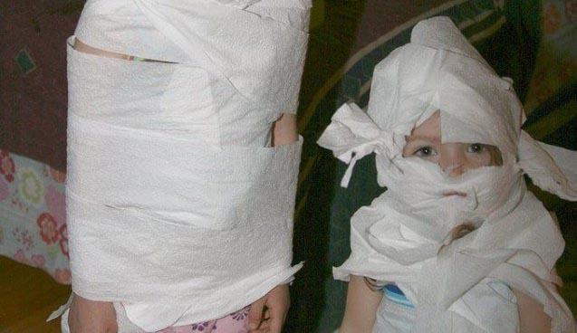 FOTOD: Laste loovusel ei ole piire...