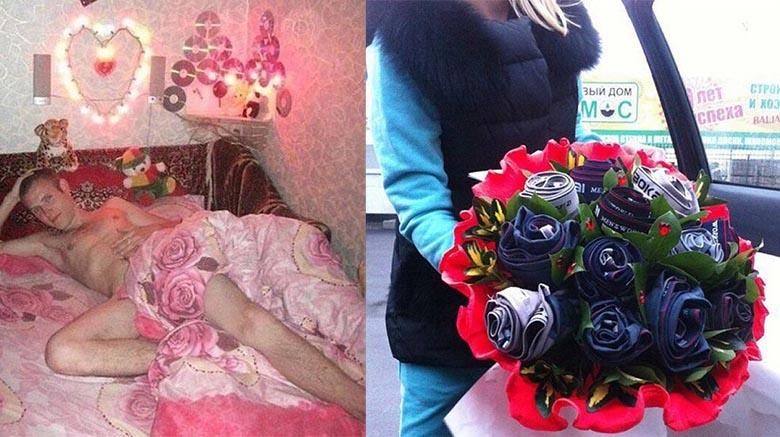 FOTOD: Valentinipäev Venemaal venelaste moodi