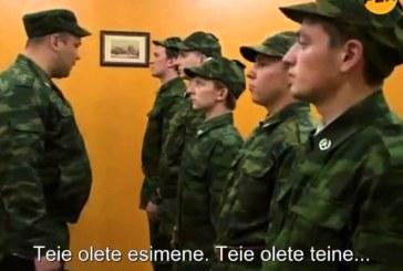 VIDEO: Natuke vene sõdurinalja – eriti juhmidele võin korrata…