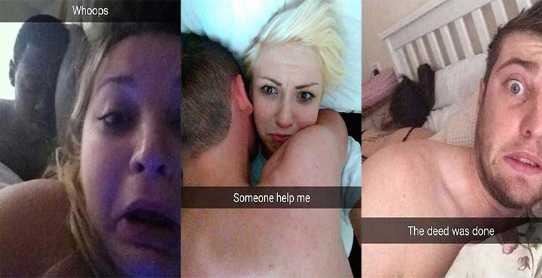 FOTOD: Appi, kelle kõrvalt ma ärkasin - selfied, mis on tehtud hommikul, pärast tormilist ööd