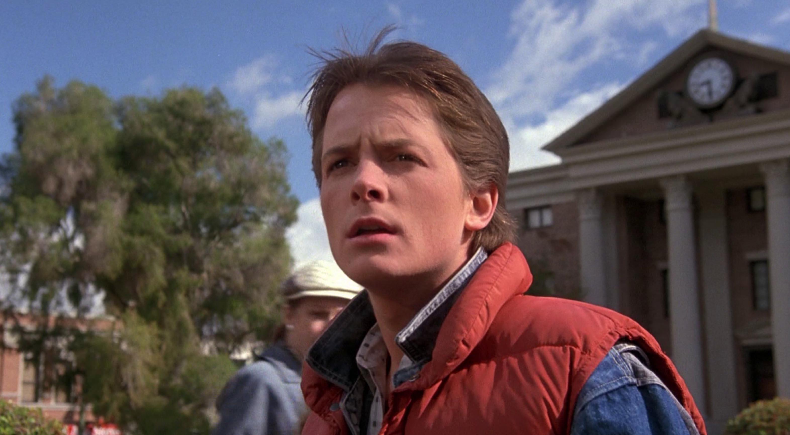 FOTO: Vaata, milline näeb välja Marty McFly filmist