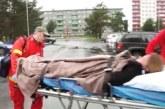VIDEO: Kiirabiautod, kanderaamid, verised lapsed –  Sütiste teel toimus täna suur kriisiõppus!