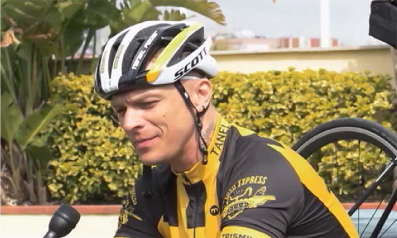 VIDEO: Hullumeelne koormus - Tanel Padar läbis nelja päevaga jalgrattal 450 kilomeetrit