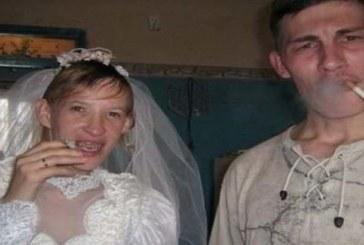 FOTOD: Tõeliselt veidrad pulmafotod