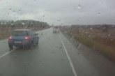 KOHTUVIDEO: Noor juht tekitab Tallinna-Paldiski maanteel üliohtlikke olukordi