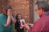 VIDEO: Ülilahe – vaata, mis kauplus Kohl's kinkis naisele, kes naeris Chewbacca maskis