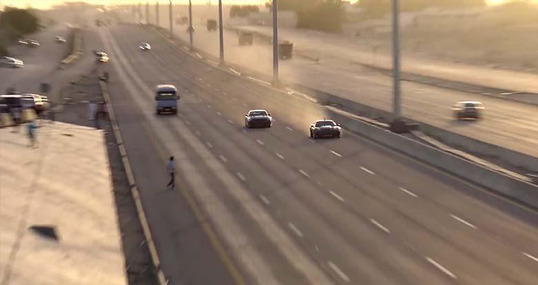 VIDEO: Hullumeelne tänanavavõidusõit - 1400 hobujõuline Corvette vs 1170 hobujõuline Nissan GT-R