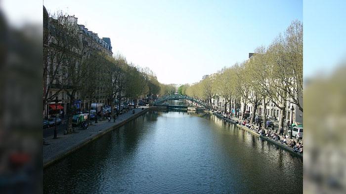 FOTOD: Uskumatu - vaata, mis tuli välja Pariisi Saint-Martini kanalist, kui seda puhastati