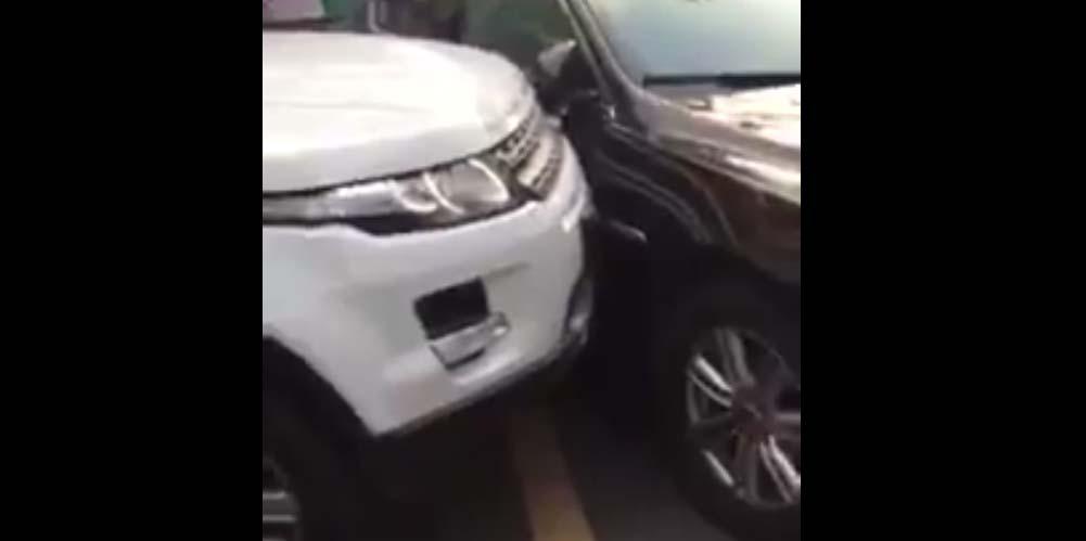 VIDEO: JULM - nii lahendatakse olukord, kui keegi on auto ette parkinud