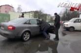 VIDEO: Vaata, kuidas politsei pidas kelmuses kahtlustatavad kinni