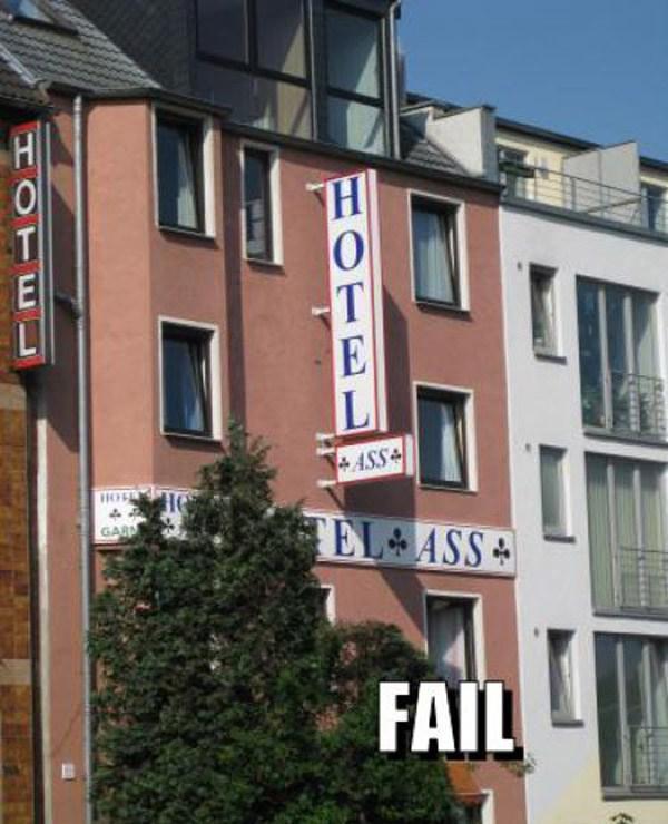 Kes hotellile küll sellise nime pani?