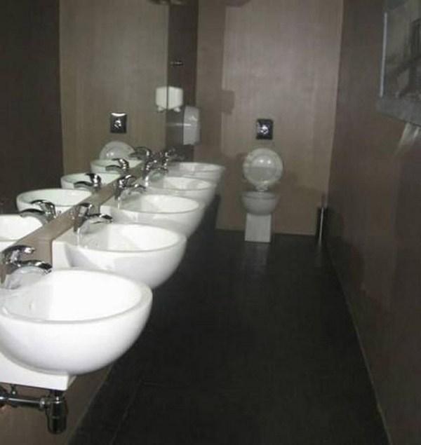 Tore vaadata, kui teised käsi pesevad.