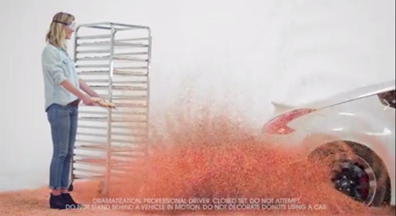 ÜLILAHE VIDEO: Vaata, kuidas sõõrikut autoga kaunistada
