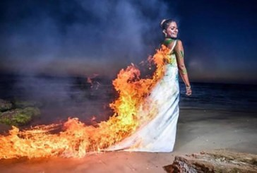 ÜLILAHE – väga ekstreemsed pulmafotod, mida noorpaarid on teha lasknud