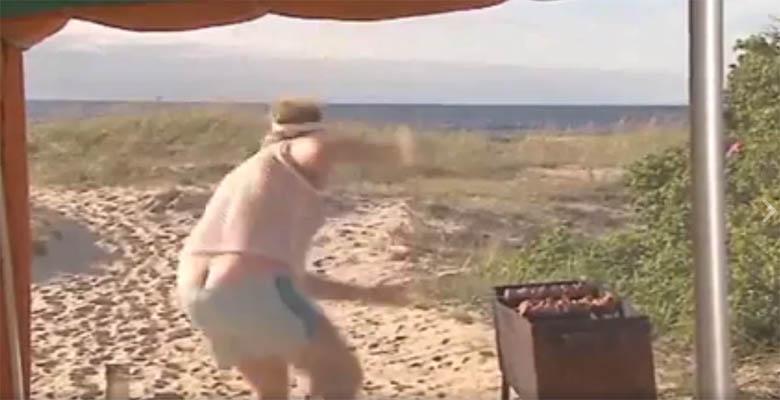 VIDEO: HAHAHA - Eesti mehe rannamõnud