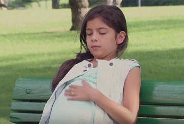 VIDEO: Vaata, kuidas inimesed reageerivad, kui näevad väikest rasedat tüdrukut…