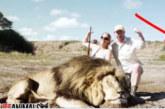 KARM VIDEO: Kohene karma – trofeekütid satuvad ise lõvi trofeeks