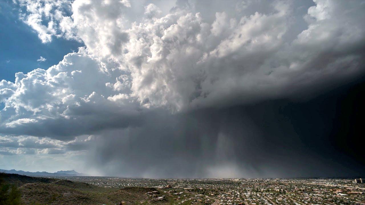 VIDEO: Fotograaf tegi time lapse video haruldasest ilmastikunähtusest
