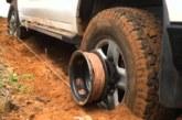 VIDEO: REVOLUTSIOONILINE velje vints – enam ei ole muret, et auto kuskile kinni jääb
