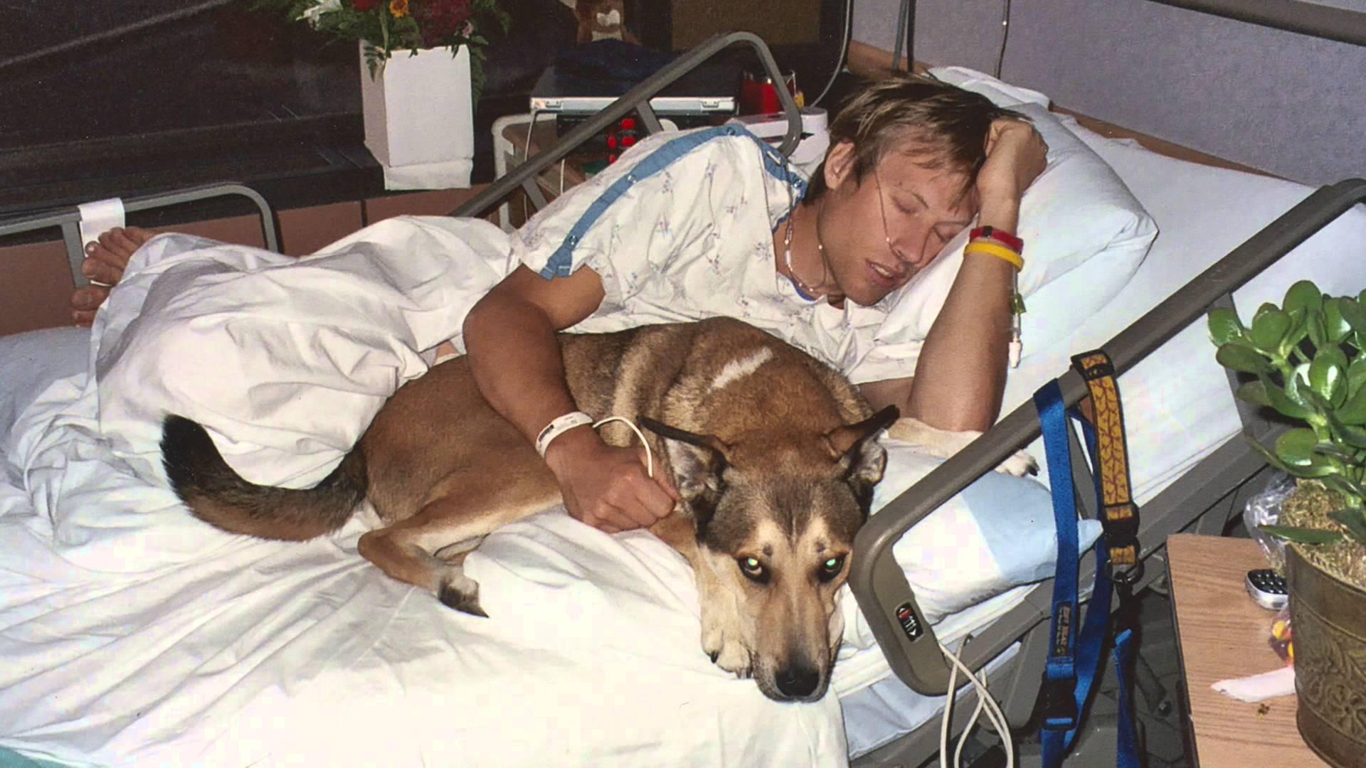 VIDEO: Tõeline pisarakiskuja – koeraga hüvasti jätta on väga raske…
