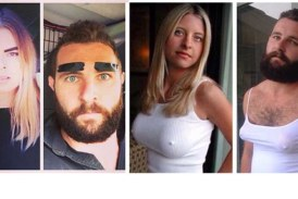 FOTOD: Hahaha – see mees teeb Tinderis olevaid naeruväärseid naiste fotosid järgi