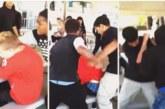 VIDEO: VÕIGAS KOOLIVÄGIVALD – kaks poissi peksavad ühte poissi selja tagant. Õnneks tõttab üks julge appi…