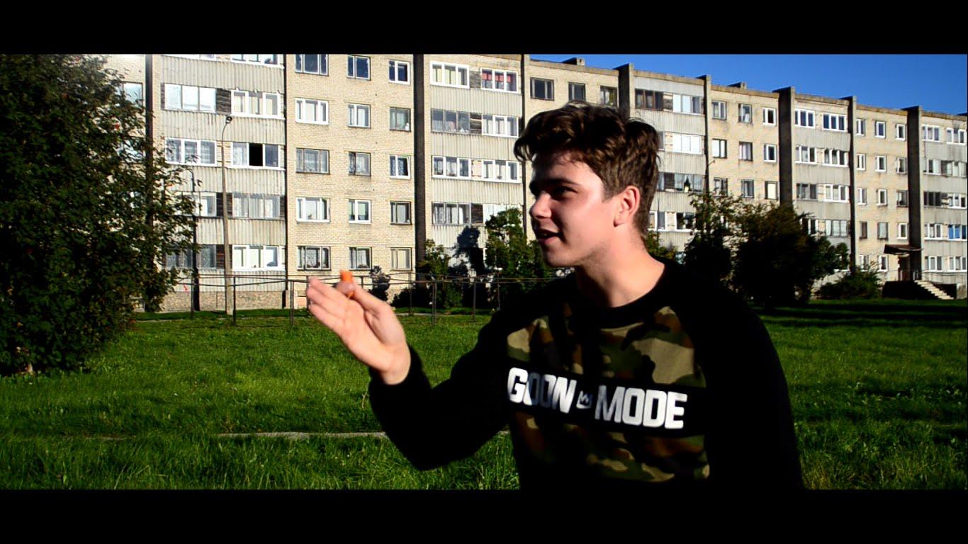 """VIDEO: Eesti noored tegid lühiklipi """"Kuri vegan ja Mina"""""""