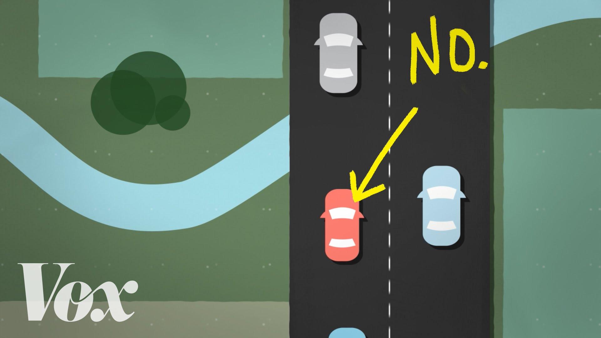 VIDEO| Puust ja punaseks: Vaata, miks peab autoga vasakut rida kasutama AINULT möödasõiduks