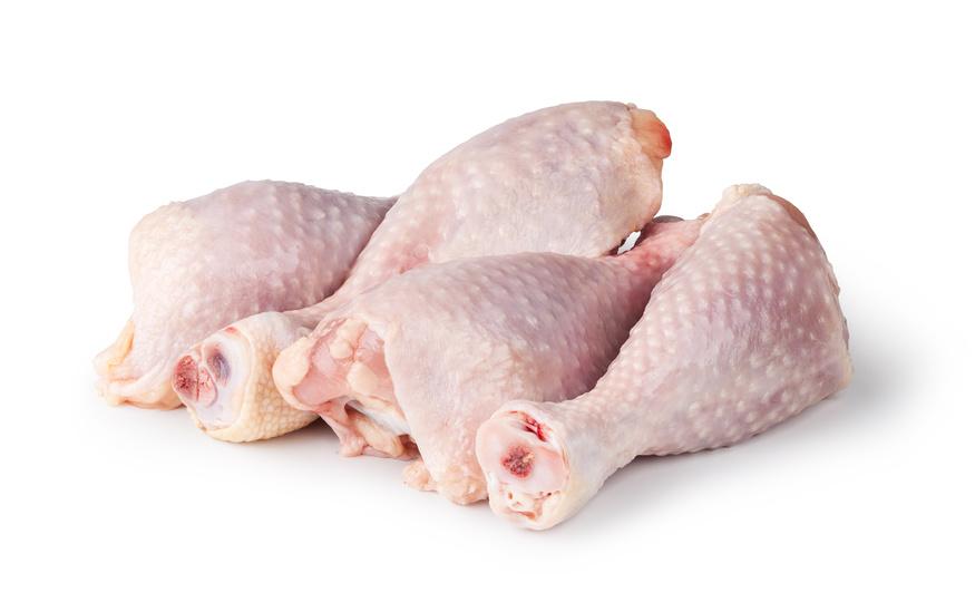 ÄRA PESE KUNAGI toorest kana - see võib tappa