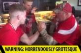 VIDEO: JUBE VAATEPILT – käesurumisel murdub noorema mehe käsi