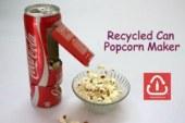 VIDEO: VINGE- vaata, kuidas teha plekkpurgist popkornimasin