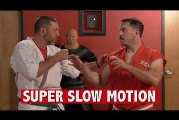 VIDEO: VÕIMAS – mees lööb ühe sekundi jooksul 100 korda