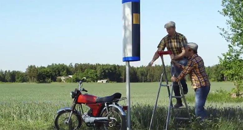KORRALIKUD KOOMIKUD - VAATA, kuidas need mehed kiiruskaameraga lollitavad