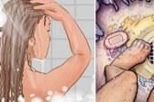 LIHTNE PÕHJUS, MIKS sa peaksid duši all pissima