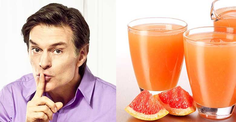 Dr Ozi imepärase joogi retsept lagundab rasva nagu soe suvepäev jääd