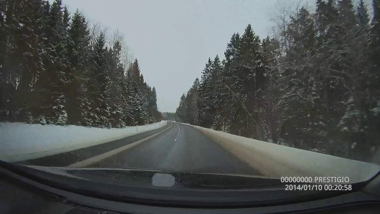 VIDEO: Möödasõit. Ebavere