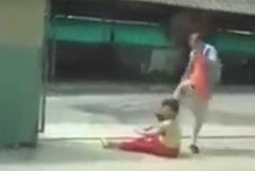 ŠOKEERIV VIDEO: MEES PEKSAB oma kalli naise tänaval surnuks