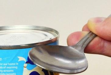 KASULIK: VAATA, KUIDAS saab hädaolukorras plekpurgi lahti ainult lusikat kasutades