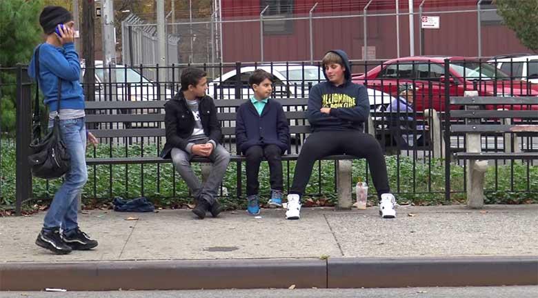 VIDEO: KAMP POISSE narrivad väikest poissi - vaata, mis nendega tehakse...