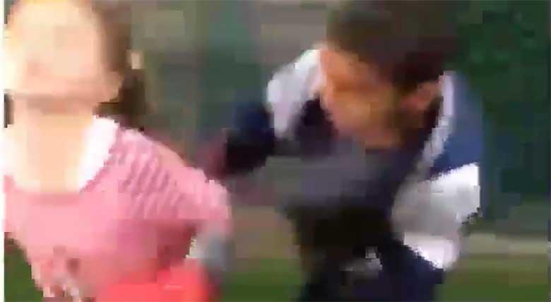 VIDEO: POISS LÖÖB VÄIKEST tüdrukut - vaata, mis juhtuma hakkab...