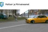 TÄNAVAL TRIKKE tegev autojuht…